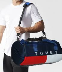 tommy hilfiger medium p u leather gym bag men gyms bags shoulder bag travel bag for men women low men side bag cross bag leather bag tommy
