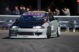 Nissan Skyline Door Sedan Built To Drift