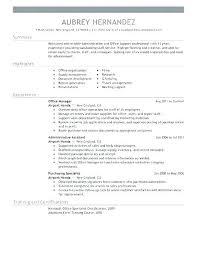 Office Job Resume Description Worker Download Sample Spacesheep Co