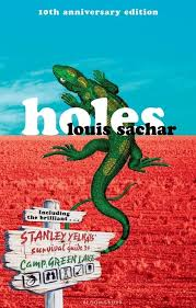 holes louis sachar children s books by louis sachar media of holes see larger image