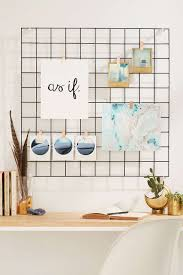 office cubicle organization. View In Gallery Wall Grid From Urban Outfitters Office Cubicle Organization S