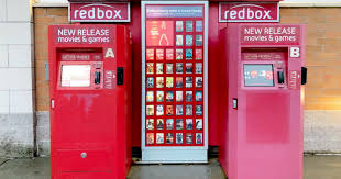 Who Makes Redbox Vending Machines Unique TWO Free DVD Bluray Or Video Game Rentals From Redbox Text Offer