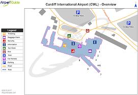 Cardiff International Airport Egff Cwl Airport Guide