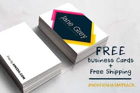 Free Design Business Cards Free Business Cards Free Shipping Yes Totally Free