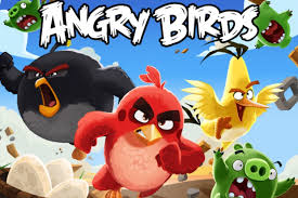 angry birds ranked lead see larger image