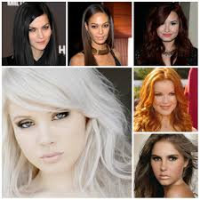 hair color and skin tone 2017