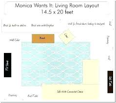 living room area rug placement standard rugs size for what sizes round a stylish curtains common