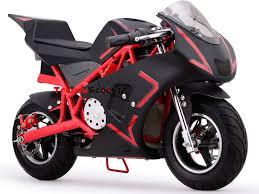 mototec 500w electric mini pocket motorcycle