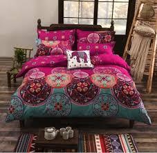 boho bedding sets bohemian style duvet