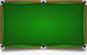 pool table clipart side view. Contemporary View Vector Billiards Table Green Snooker Decoration PNG And Vector And Pool Table Clipart Side View