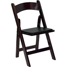dark wood folding chairs. Brilliant Chairs Folding Mahogany Chair Rental Georgia With Dark Wood Chairs Goodwin Events