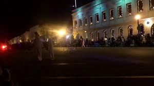 Baraboo Christmas Light Parade Baraboo Downtown Christmas Light Parade Youtube
