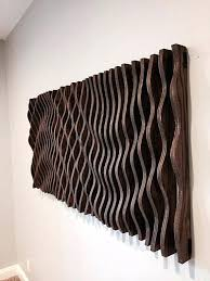 large wooden wall art large wooden wall art parametric sculpture wood sculpture modern art abstract art large wooden wall art