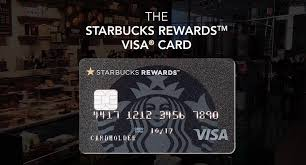 leaked details of chase starbucks credit card