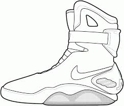 Small Picture Jordans To Color And Jordan Coloring Pages glumme