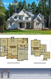 max house plans.  Plans Blue Ridge House Plan Design By Max Fulbright Designs On House Plans