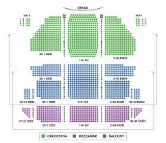 St James Theatre Seating Chart Frozen The Musical Guide