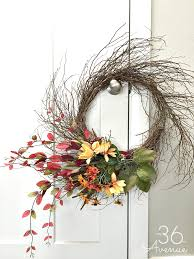 farmhouse style wreath tutorial check out how you can make this diy wreath in just