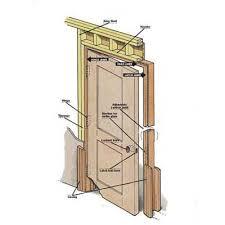 installing front doorPrehung Exterior Doors How To Install A Prehung Entry Door How Tos