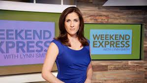 Lynn Smith ('HLN Weekend Express') has a baby