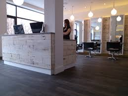 modern white reception desk for your office room ideas simple reception desk design with wooden