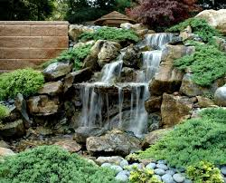 pondless waterfalls pacific outdoor living