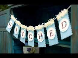Easy DIY Baby shower banners decorating ideas