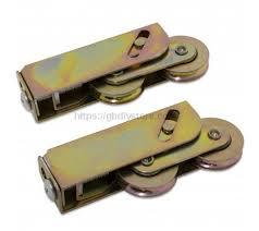 tandem rollers for sliding doors free