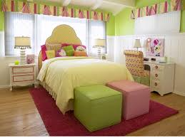 Impressive Bedroom Ideas For Teenage Girls Pink And Yellow Decorating Teen Design