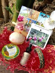 hawaii gift box