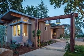 Small Picture 1100 Sq Ft Modern Prefab Home in Napa CA
