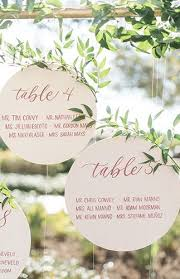 Seating Chart Ideas For Destination Weddings Weddings By