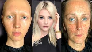 from ugly to pretty unbelievable makeup transformations