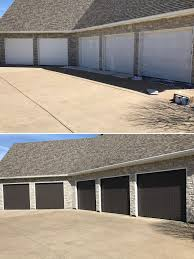 Garage Door overhead garage doors photos : Overhead Garage Doors - J & H Painting