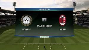 UDINESE VS AC MILAN | SERIE A FULL MATCH, GOALS, HIGHLIGHTS AND RESULTS