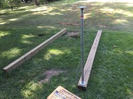 Making A DIY Pull Up Bar At Home In 5 Easy StepsBackyard Pull Up Bar Plans