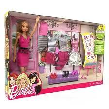 Кукла Mattel <b>Набор Барби 5</b> модных <b>стилей</b> — купить в интернет ...