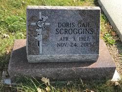 Doris Gail Evans Scroggins (1927-2015) - Find A Grave Memorial