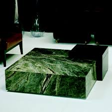 Looking for a storage coffee table to maximise your small space? Bali Green Marble Square Coffee Table Robson Furniture
