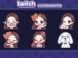 How To Design Emotes For Twitch Draw Custom Emotes For Your Twitch Drawings Twitch