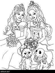 Barbie Cat Coloring Pages New Best Girls Coloring Pages Nice Kids