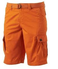 Urban Pipeline Shorts Size Chart New Urban Pipeline Mens Shorts Solid Cargo Belted Cotton