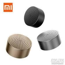 Портативная <b>колонка Xiaomi</b> Mi Bluetooth 4.0 Speaker , колонка ...