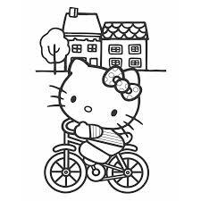 Hello Kitty Da Colorare Stampa Qui Immagini Da Colorare 2019