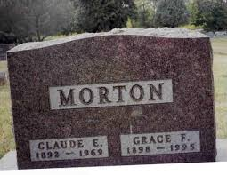 Grace Frances Kelley Morton (1898-1995) - Find A Grave Memorial