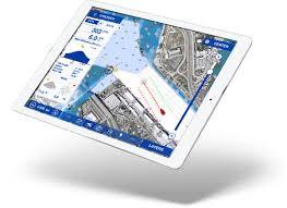 Boat Chart App Timezero Marine Navigation Software