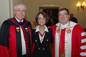 Gary Roberts, Dr. Stephanie Pace Marshall and Larry H. Dietz - The ...