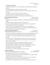 Ruby On Rails Resume