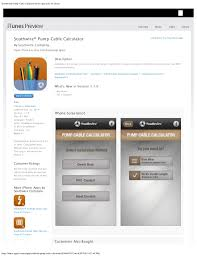 Southwire Pump Cable Calculator On The App Store On I Tunes