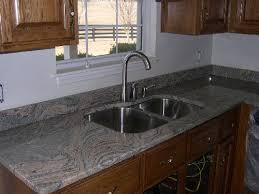 contemporary granite backsplash the juperano columbo kitchen pencil round 4 with tile or not above idea height behind stove picture photo